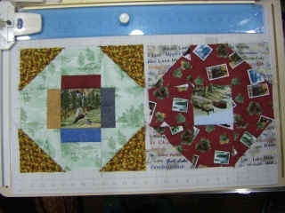 June: 9 Patch Blocks - Greek Cross & Octagon Blocks