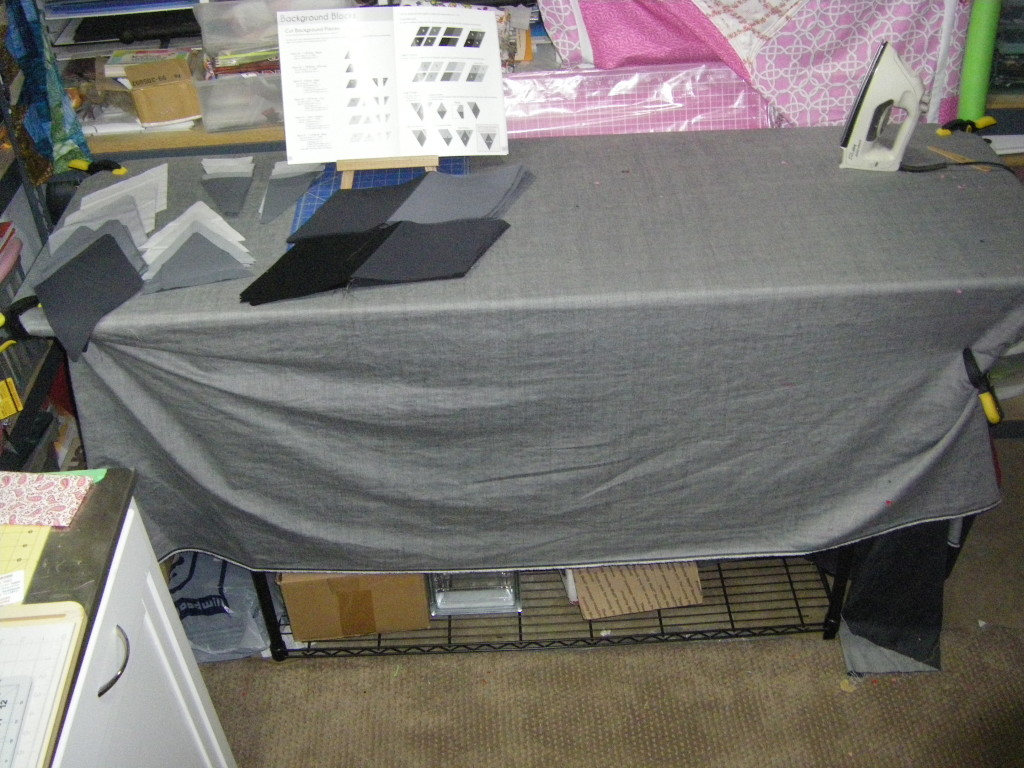 Ironing / Work Table