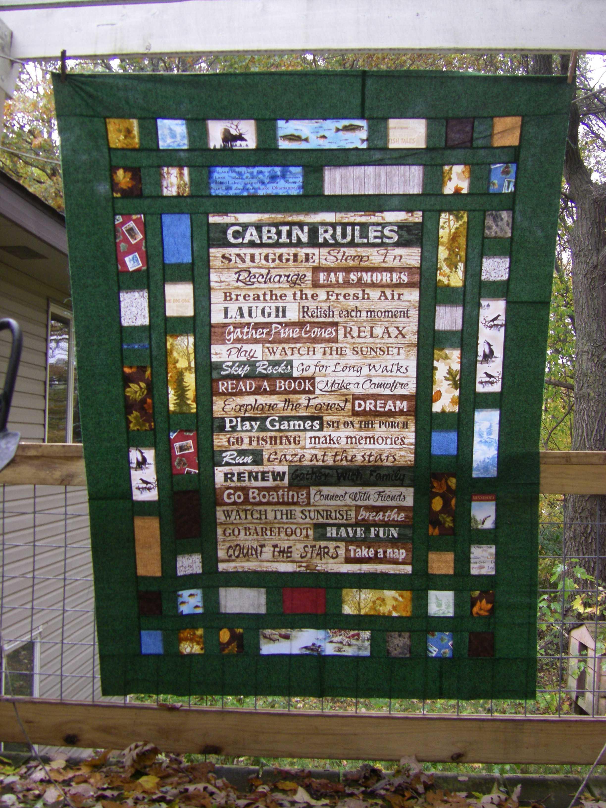 CabinRules