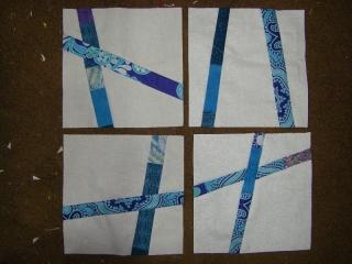8inch String Blocks